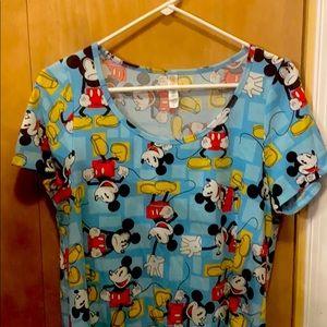 $5 bundle sale! Lularoe Disney w/ Mickey Mouse